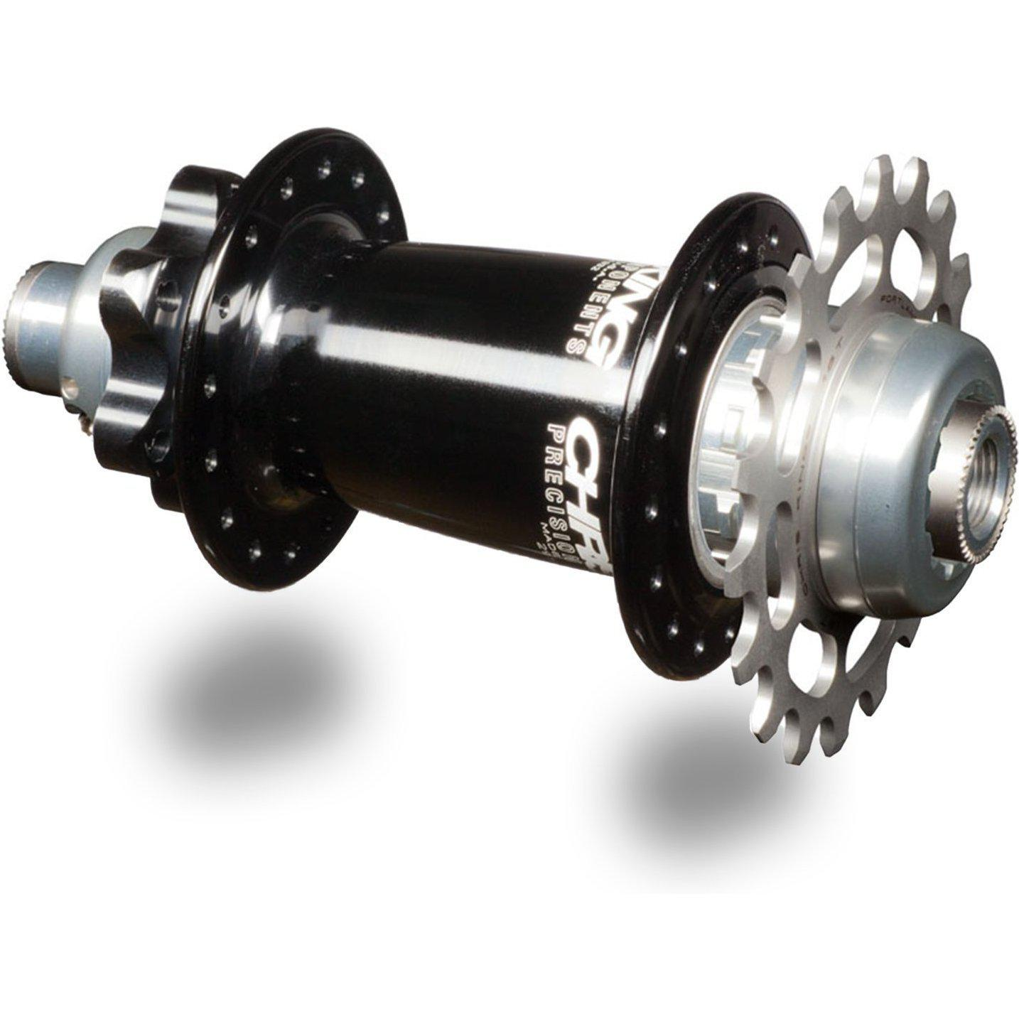 Chris King-Chris King ISO MTB Rear Hub 150 x 12mm Thru - Pewter-Pewter-32h-CKHBGR32L4NA-saddleback-elite-performance-cycling