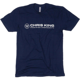 Chris King-Chris King King Bee T-Shirt-X-Small-Navy-CKC0565-saddleback-elite-performance-cycling