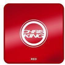 Chris King-Chris King R45D Front 6 Bolt Disc Hub 100x12 Thru-Red-28h-CKFR1180-saddleback-elite-performance-cycling