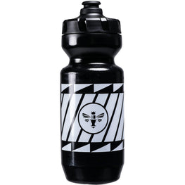 Chris King-Chris King RingDrive Water Bottle-650ml-Black / White-CKC0583-saddleback-elite-performance-cycling