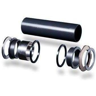 Chris King-Chris King Thread Fit Bottom Bracket Conversion Fit Kit-Black-15 - 24/22mm Mountain - 83mm-CKPBB052-saddleback-elite-performance-cycling