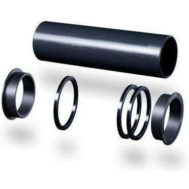 Chris King-Chris King Thread Fit Bottom Bracket Conversion Fit Kit-Black-16 - 24mm Mountain - 100mm-CKPBB053-saddleback-elite-performance-cycling