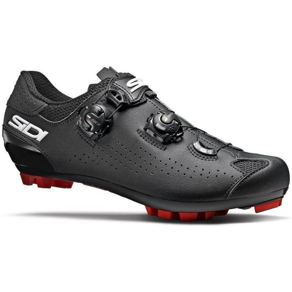 Sidi-Sidi Eagle 10 MTB Shoes-36-Black/Black-SIEAGLE10NENE36-saddleback-elite-performance-cycling