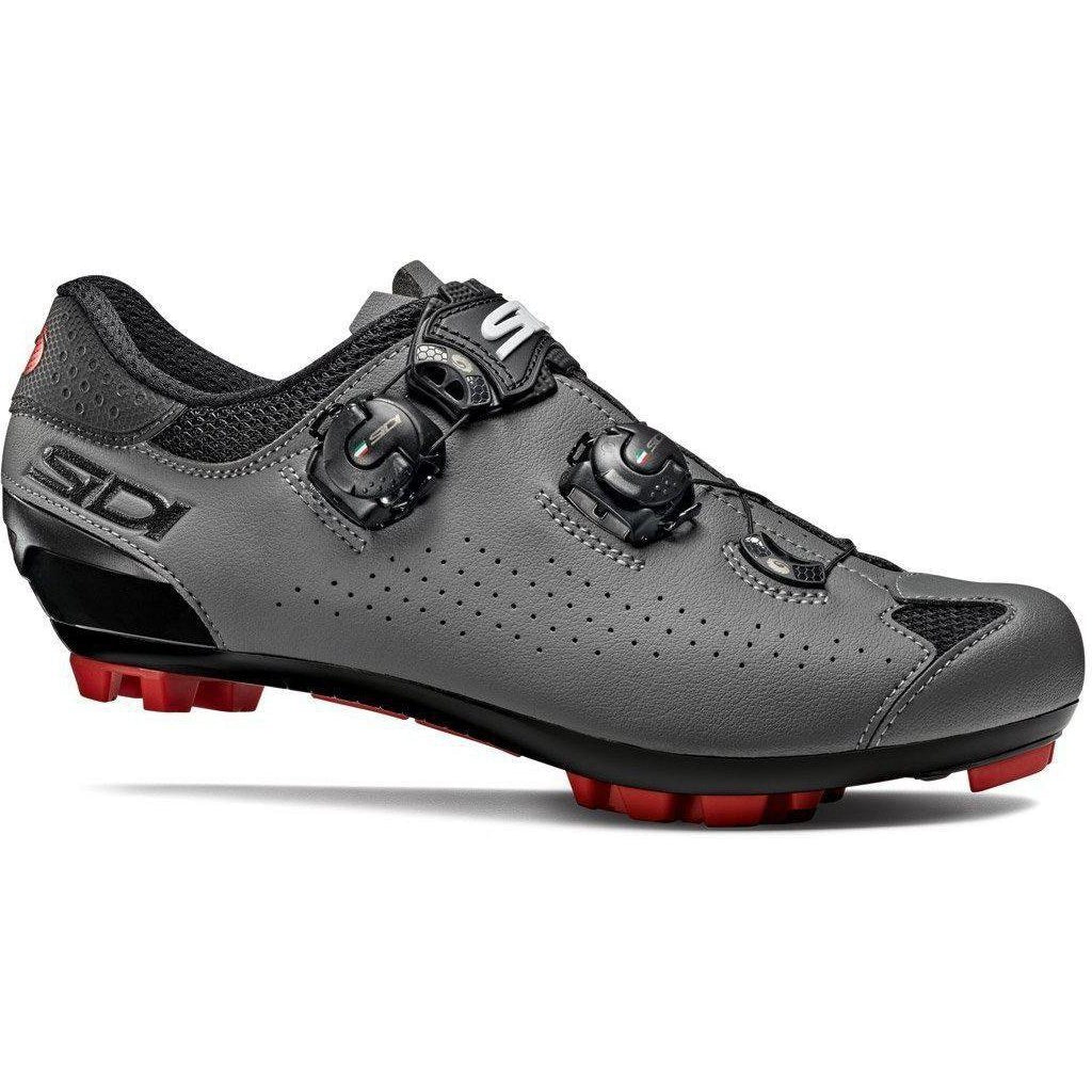Sidi-Sidi Eagle 10 MTB Shoes-36-Black/Grey-SIEAGLE10NEGR36-saddleback-elite-performance-cycling