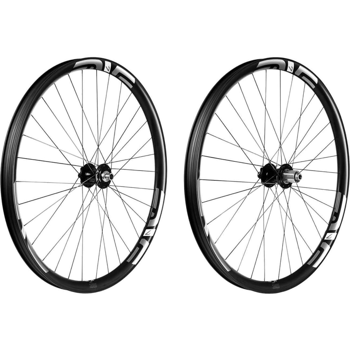 ENVE-ENVE M735 MTB Wheelset – Chris King Hubs-Black – Shimano-29-EN1327CK1002115009-saddleback-elite-performance-cycling
