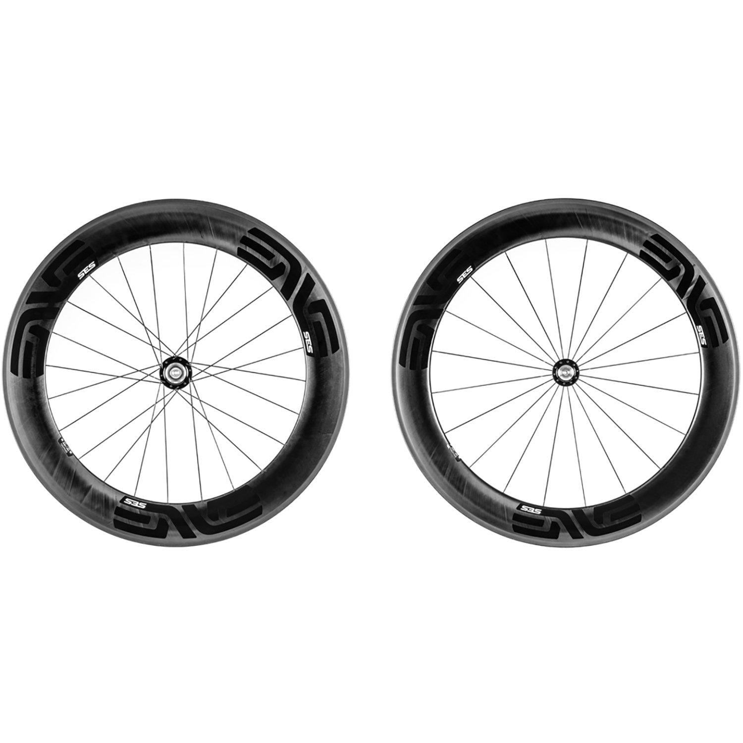 ENVE-ENVE SES 7.8 Wheelset - Rim Brake-Chris King R45 Black Hub-Clincher/Shimano/Ceramic-EN00781003104014-saddleback-elite-performance-cycling