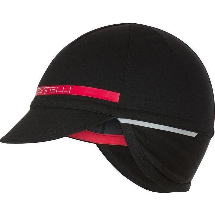 Castelli-Castelli Difesa 2 Cycling Cap-Black-Uni-CS175580108-saddleback-elite-performance-cycling