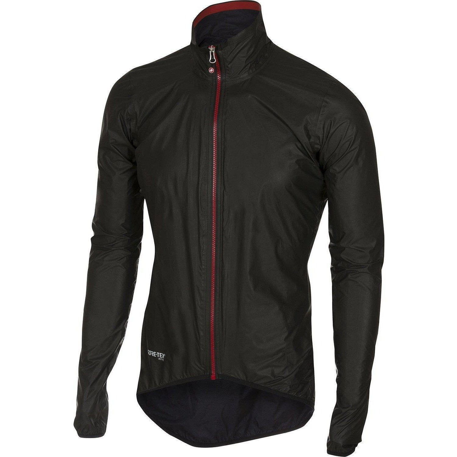 Castelli-Castelli Idro 2 Jacket-Black-S-CS180300102-saddleback-elite-performance-cycling