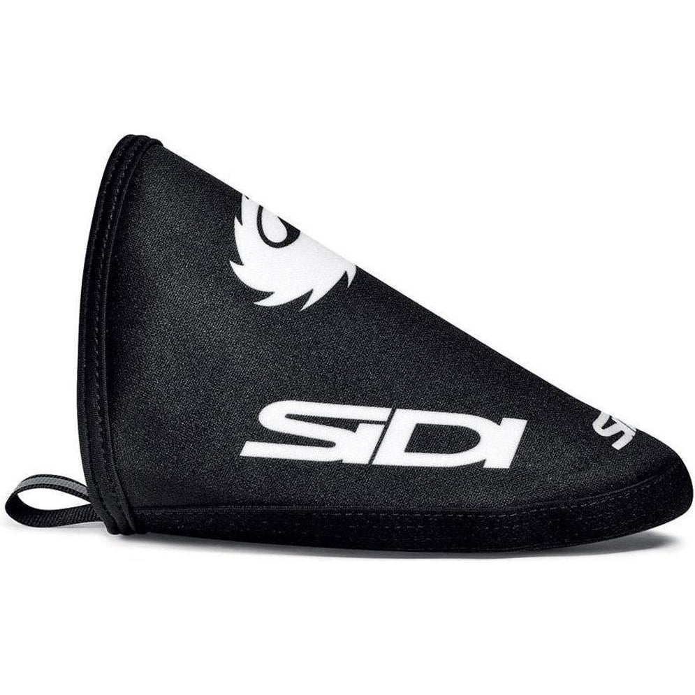 Sidi-Sidi Toe Covers-Black-Uni-SISPPCOPPUNTA6B-saddleback-elite-performance-cycling