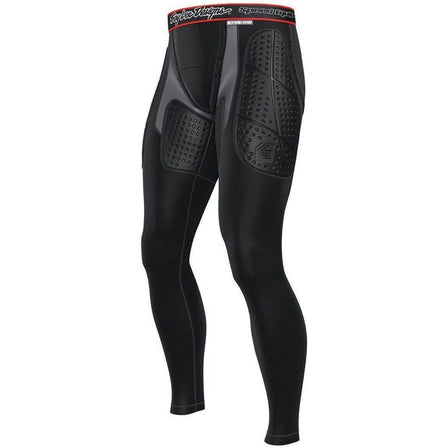 Troy Lee Designs-Troy Lee Designs 5705 Lower Protection Pants-Black-XS-TLD516003204-saddleback-elite-performance-cycling