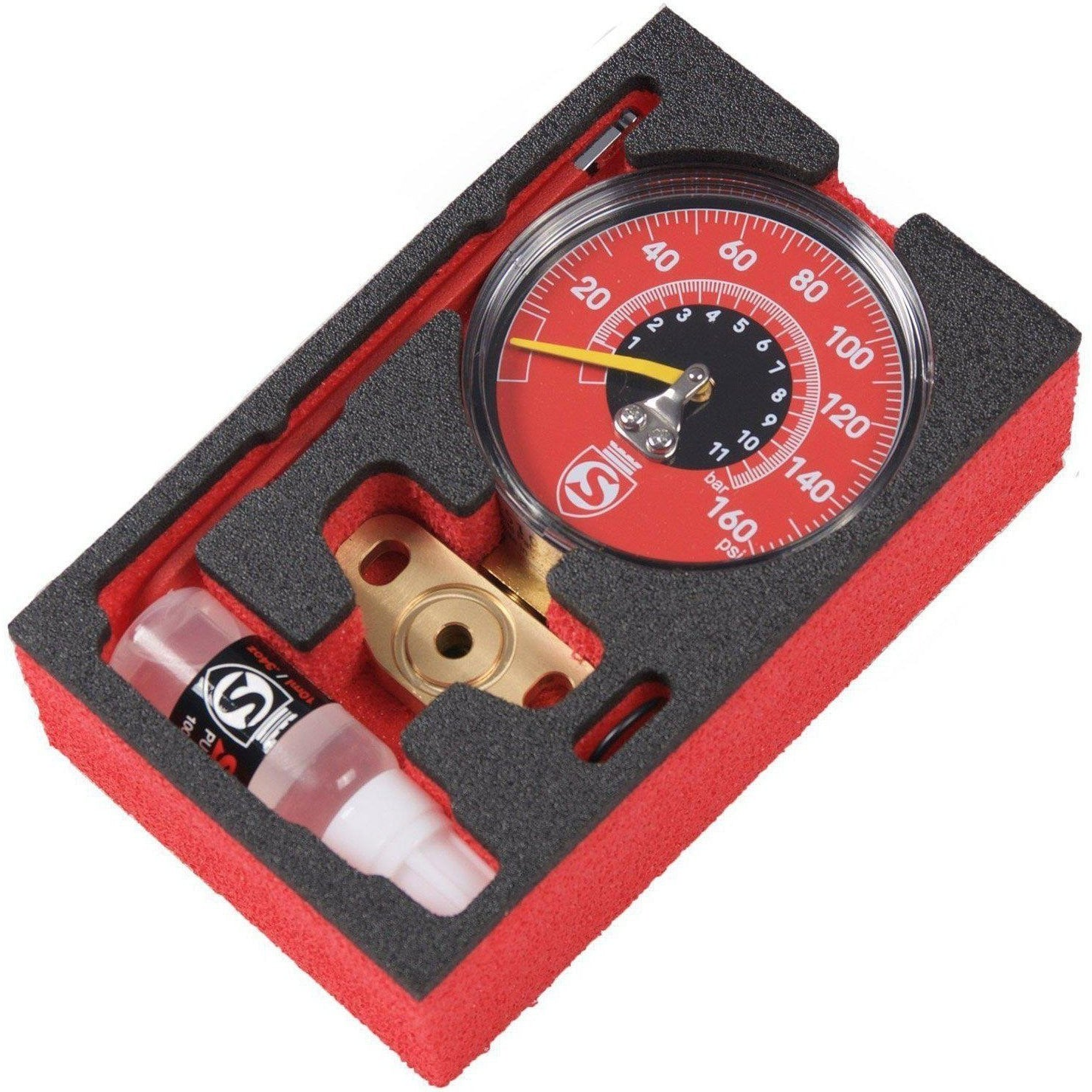Pumps - Silca Super Pista Gauge  (HP 160PSI)
