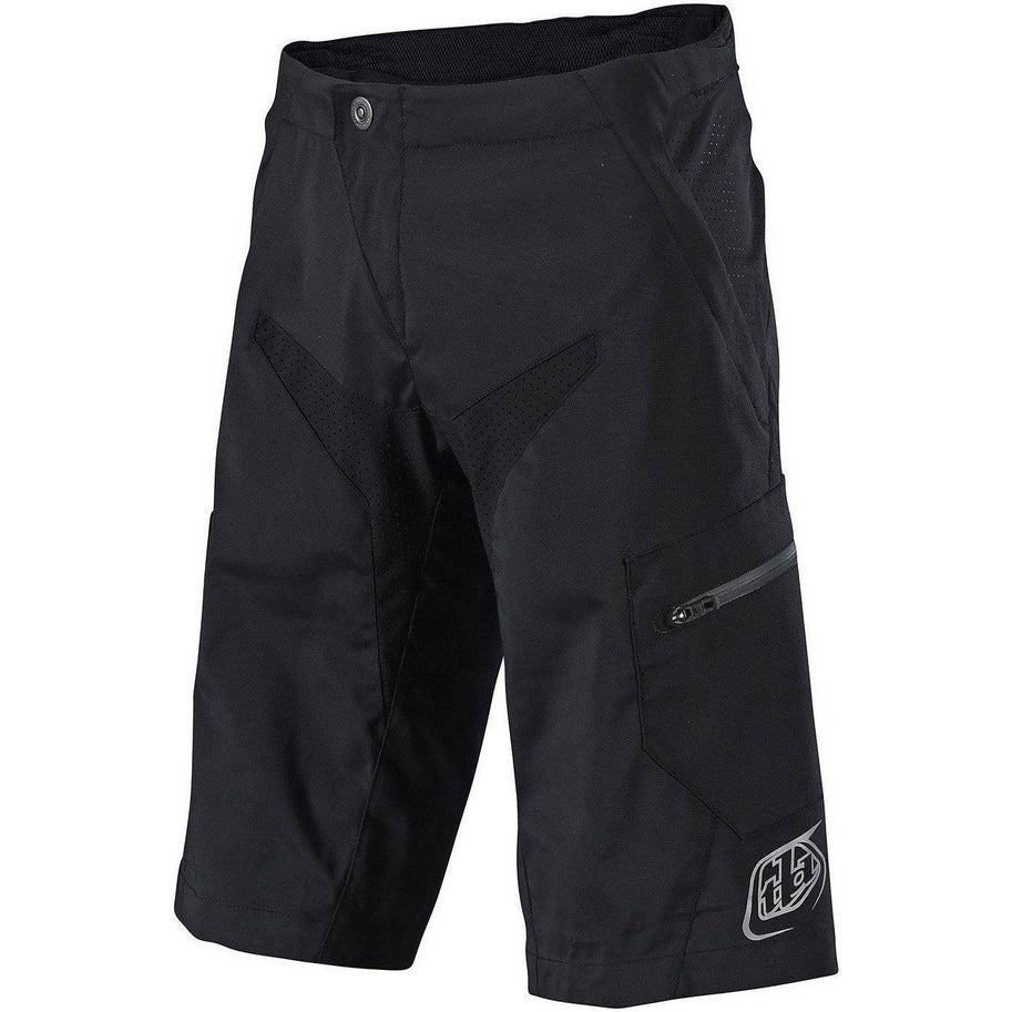 Troy Lee Designs-Troy Lee Designs Moto Shorts - Shell Only-BLACK-38-TLD225003216-saddleback-elite-performance-cycling