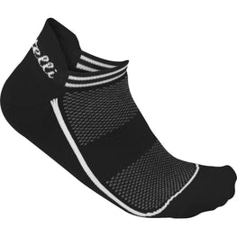 Castelli-Castelli Invisibile Women's Socks-Black-S/M-CS1606201009-saddleback-elite-performance-cycling