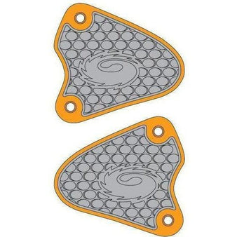 Sidi-Sidi SRS Metatarsus Insert-Grey-38/40-SISPRINSMET3840-saddleback-elite-performance-cycling