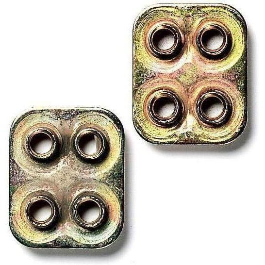 Sidi-Sidi Reinforcement Plate-Gold-One Pair-SISPRPIAS4FO-saddleback-elite-performance-cycling