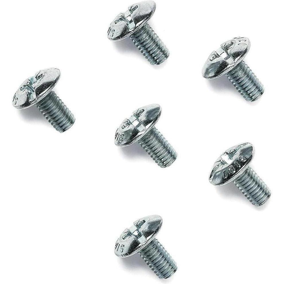 Sidi-Sidi 6 x M5x10 Cleat Screws-Silver-Uni-SISPRVISHSPD-saddleback-elite-performance-cycling