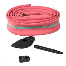 Silca-Silca Latex Tube 700 x 24-30mm 42mm Stem + 70mm Extender and Speed Shield-Pink-70mm Extender-SIAMAC002ASY0300-saddleback-elite-performance-cycling