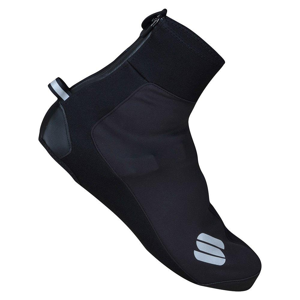 Sportful-Sportful Roubaix Thermal Bootie-Black-S-SF195480022-saddleback-elite-performance-cycling
