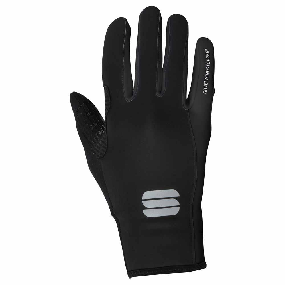 Sportful-Sportful WS Essential 2 Women's Gloves-Black-XS-SF019810021-saddleback-elite-performance-cycling