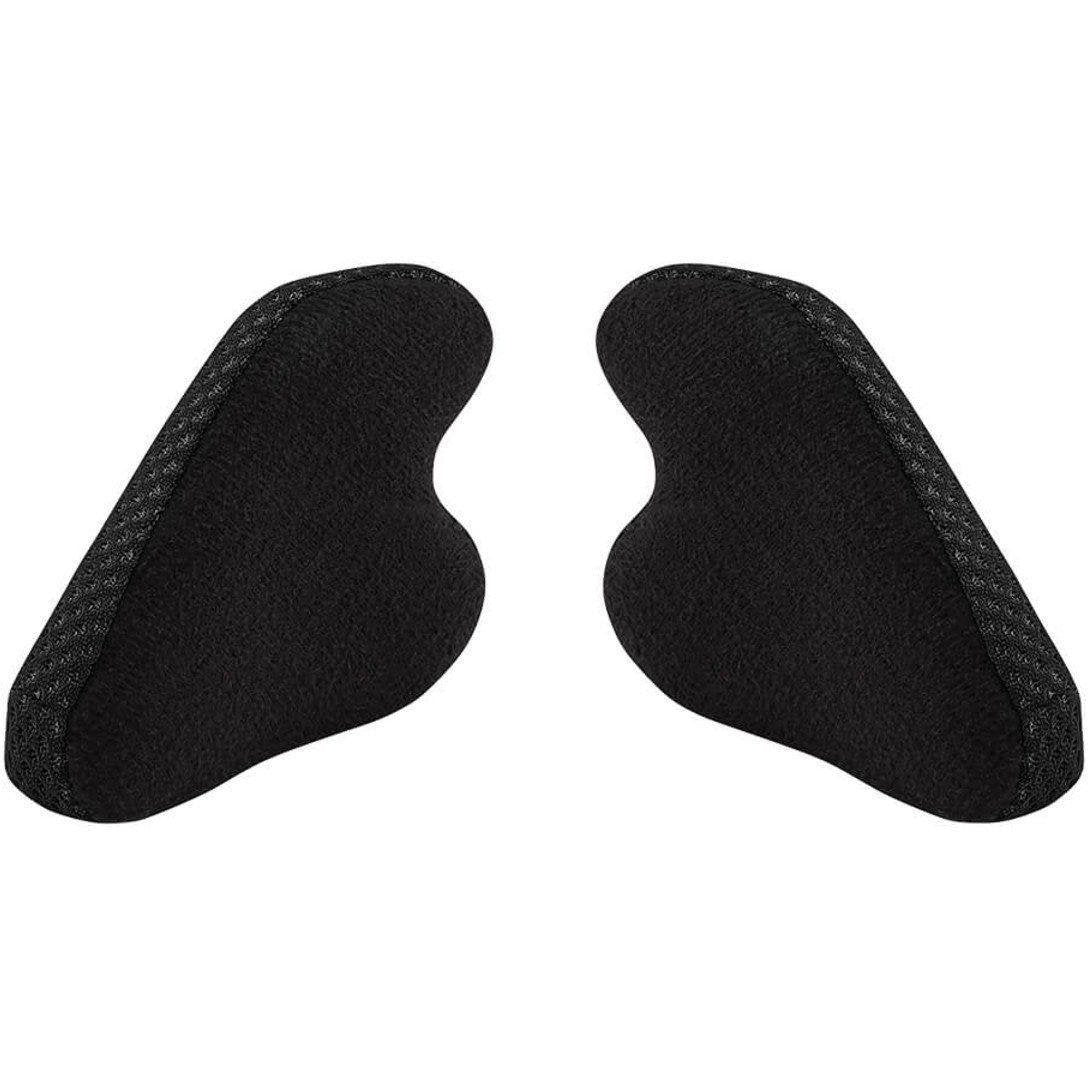 Troy Lee Designs-Troy Lee Designs Stage Helmet Cheekpads-Black-35mm-TLD120003001-saddleback-elite-performance-cycling
