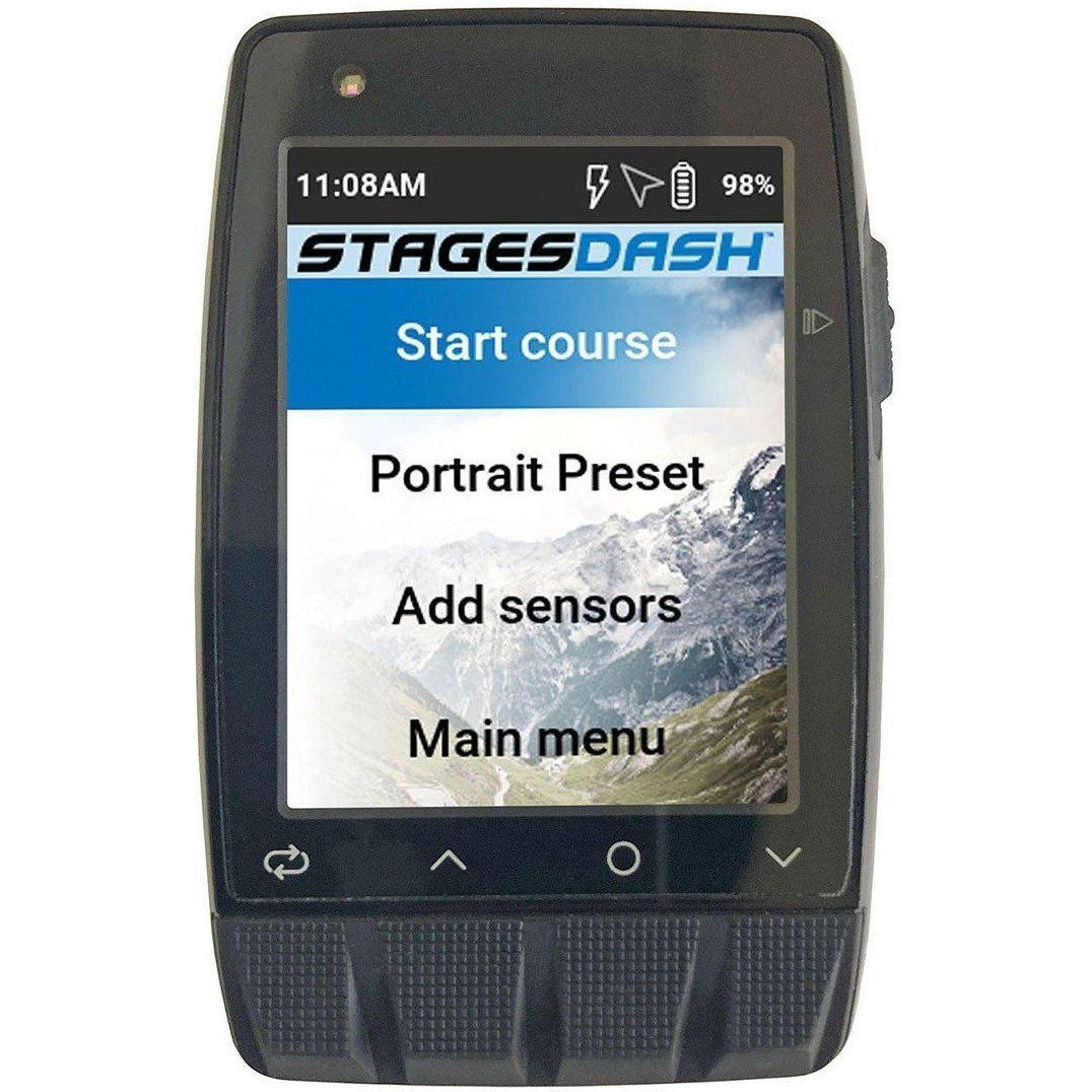 Stages Dash M50 Head Unit