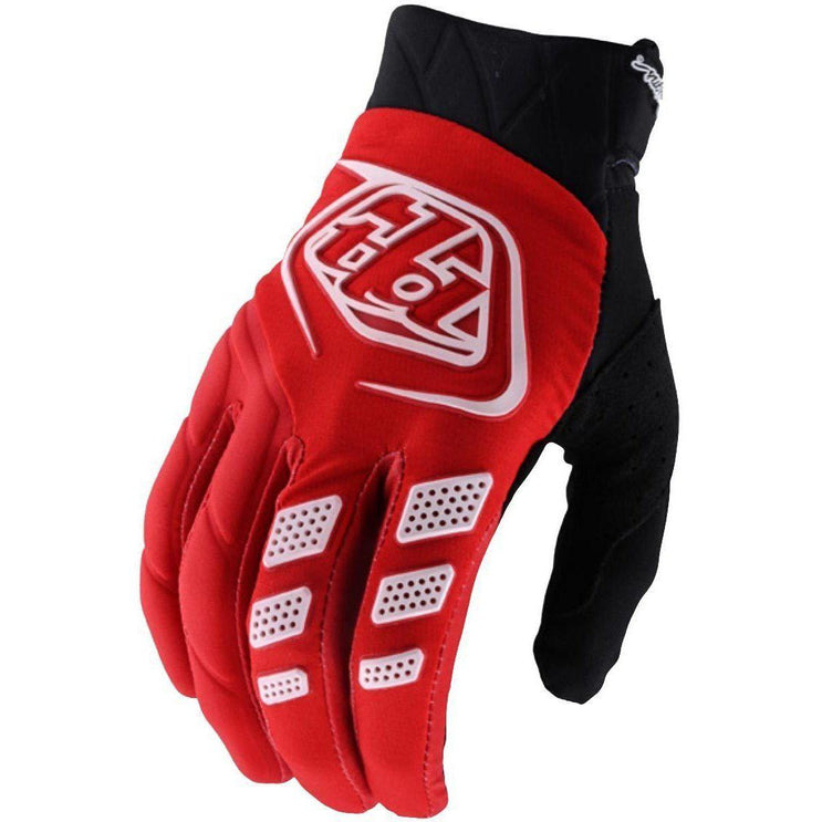 Troy Lee Designs-Troy Lee Designs Revox Gloves-Red-S-TLD411785012-saddleback-elite-performance-cycling
