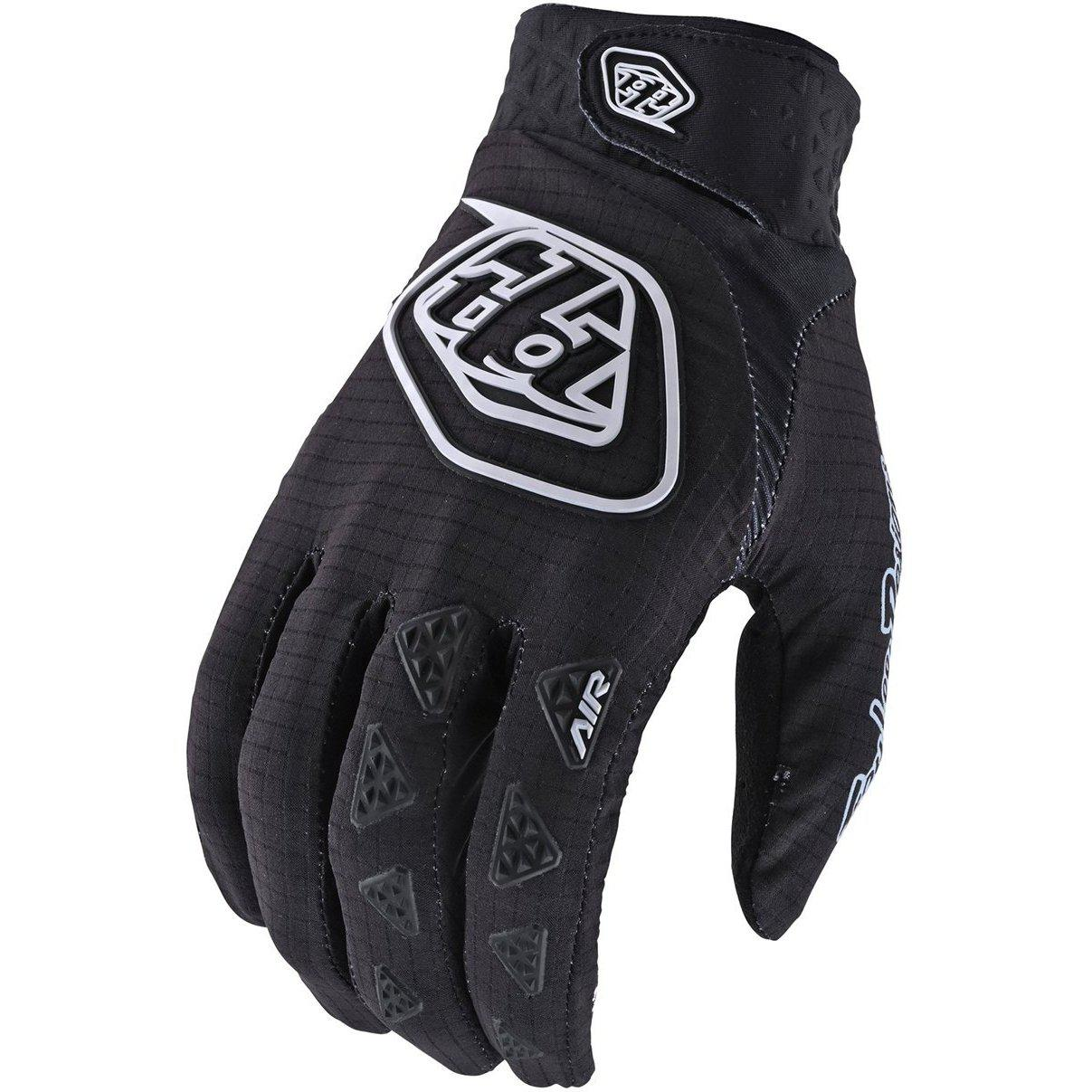 Troy Lee Designs-Troy Lee Designs Air Youth Gloves-Black-Y-XS-TLD406785001-saddleback-elite-performance-cycling