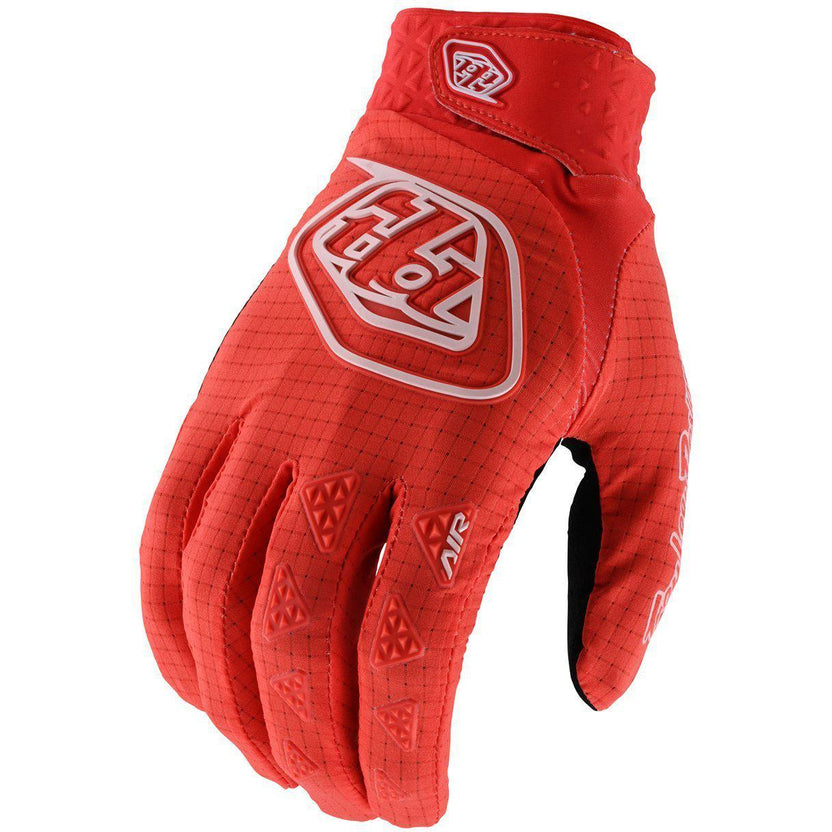 Troy Lee Designs-Troy Lee Designs Air Youth Gloves-Orange-Y-XS-TLD406785041-saddleback-elite-performance-cycling