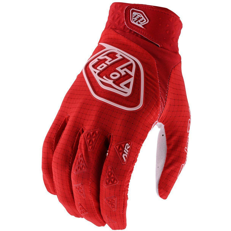 Troy Lee Designs-Troy Lee Designs Air Youth Gloves-Red-Y-XS-TLD406785011-saddleback-elite-performance-cycling