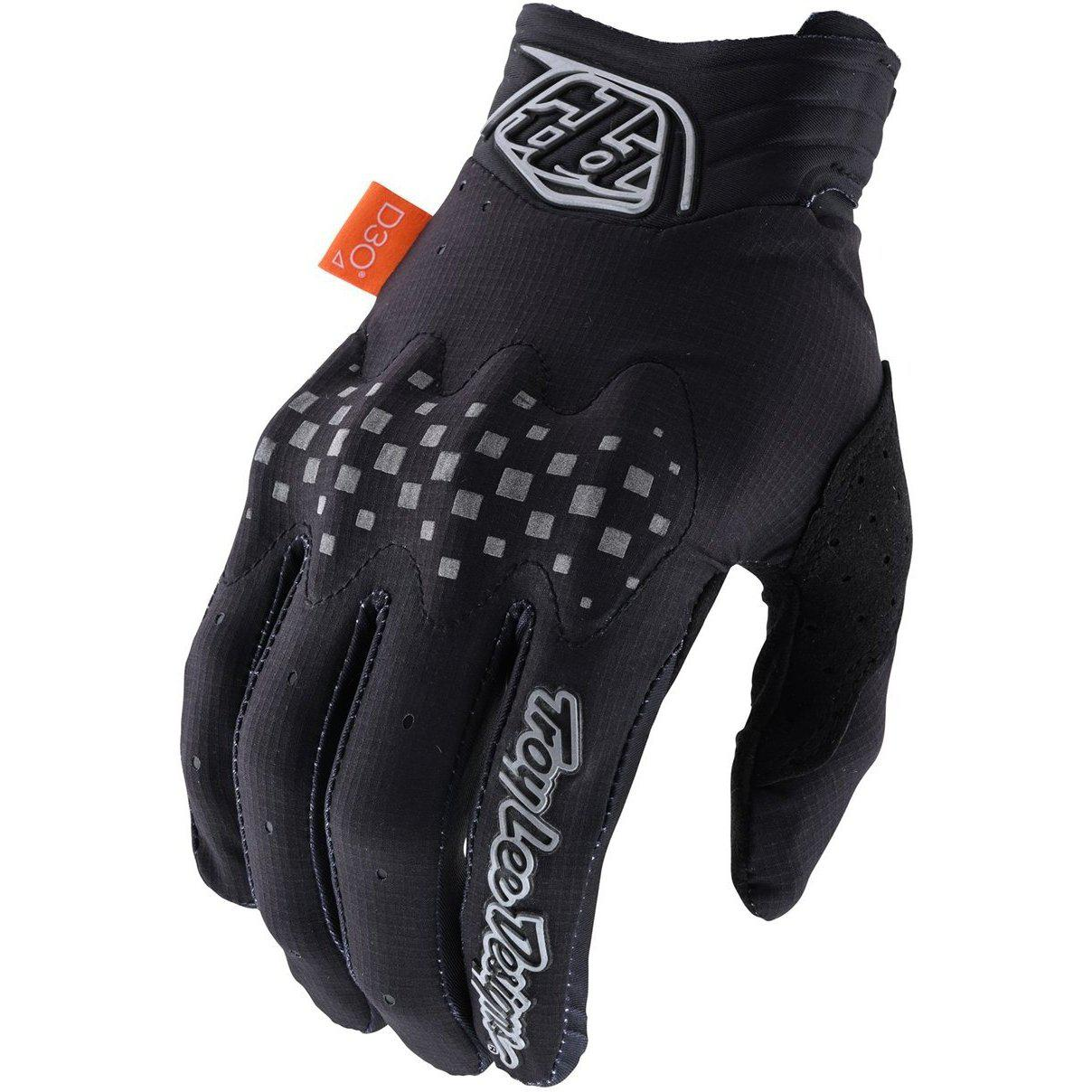 Troy Lee Designs-Troy Lee Designs Gambit Gloves-Black-S-TLD415785002-saddleback-elite-performance-cycling