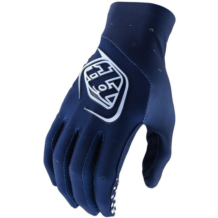 Troy Lee Designs-Troy Lee Designs SE Ultra Gloves-Navy-S-TLD454003012-saddleback-elite-performance-cycling