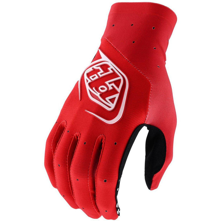 Troy Lee Designs-Troy Lee Designs SE Ultra Gloves-Red-S-TLD454003032-saddleback-elite-performance-cycling