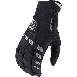 Troy Lee Designs-Troy Lee Designs Swelter Gloves-Black-S-TLD438786002-saddleback-elite-performance-cycling