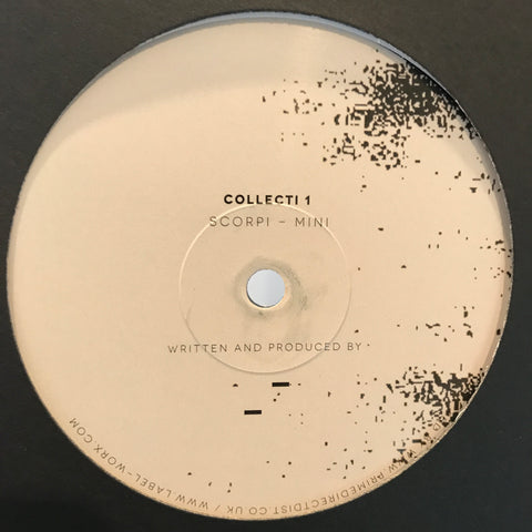 Sharam - Collecti Part 1 vinyl