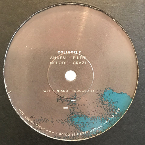 Sharam - Collecti 2 (Vinyl) from Yoshitoshi Recordings