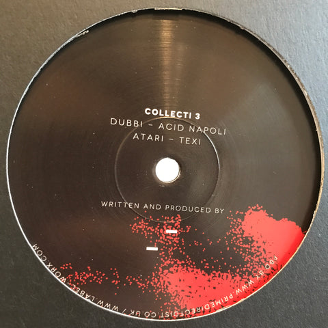 Sharam - Collecti Part 3 (Vinyl) from Yoshitoshi Recordings