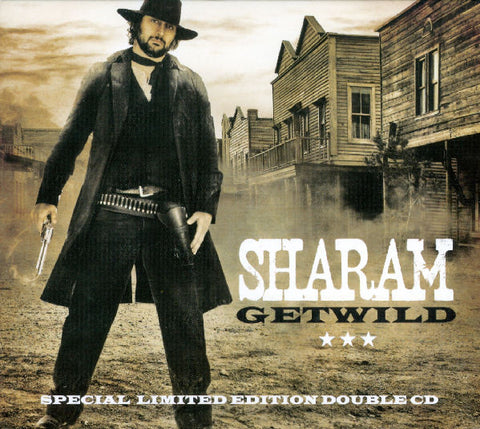 Sharam Get Wild CD from Yoshitoshi Recordings