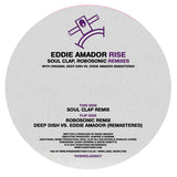 Eddie Amador - Rise Remixes Vinyl from Yoshitoshi Recordings