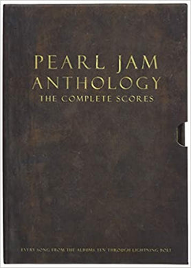 1/2 Full - Pearl Jam - Collection of Drum Transcriptions / Drum Sheet Music - Hal Leonard PJACS