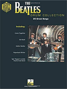 The Beatles Drum Collection publication cover