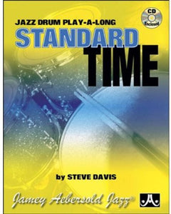 Rhythm - Steve Davis - Collection of Drum Transcriptions / Drum Sheet Music - Jamey Aebersold Jazz