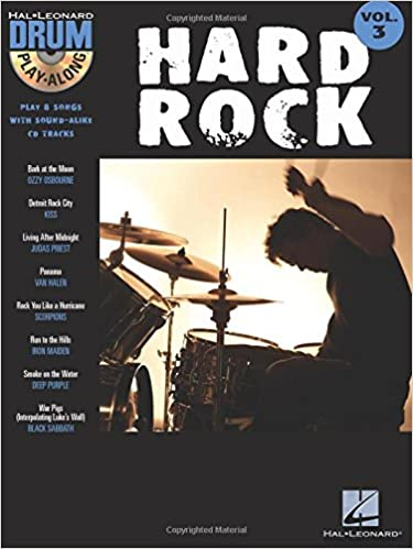 Rock You Like a Hurricane - Scorpions - Collection of Drum Transcriptions / Drum Sheet Music - Hal Leonard HRDPA