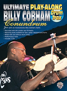 Conundrum - Billy Cobham - Collection of Drum Transcriptions / Drum Sheet Music - Alfred Music UPABCC