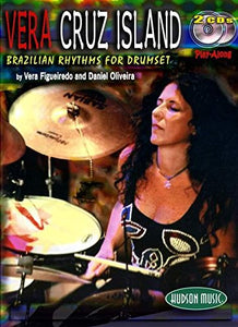 Dave - Vera Cruz - Collection of Drum Transcriptions / Drum Sheet Music - Hudson Music VCIBRFD