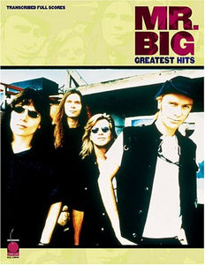 Wild World - Mr. Big - Collection of Drum Transcriptions / Drum Sheet Music - Cherry Lane Music MBGHTFS
