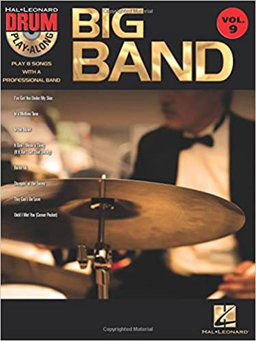 In the Mood - Hal Leonard - Collection of Drum Transcriptions / Drum Sheet Music - Hal Leonard BBDPA
