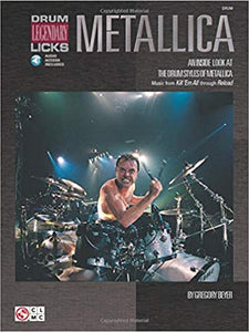 Leper Messiah - Metallica - Collection of Drum Transcriptions / Drum Sheet Music - Cherry Lane Music MLL