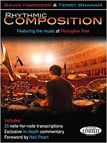 Rhythmic Composition by Gavin Harrison and Terry Branam publication cover