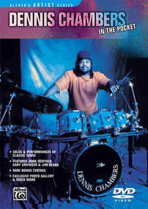 Flashlight - Dennis Chambers - Collection of Drum Transcriptions / Drum Sheet Music - Alfred Music DCPDVD