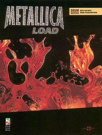 2 X 4 - Metallica - Collection of Drum Transcriptions / Drum Sheet Music - Cherry Lane Music MLDPA